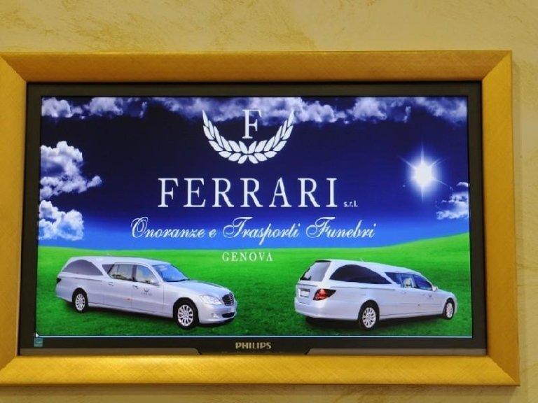 Onoranze funebri Genova Ferrari srl