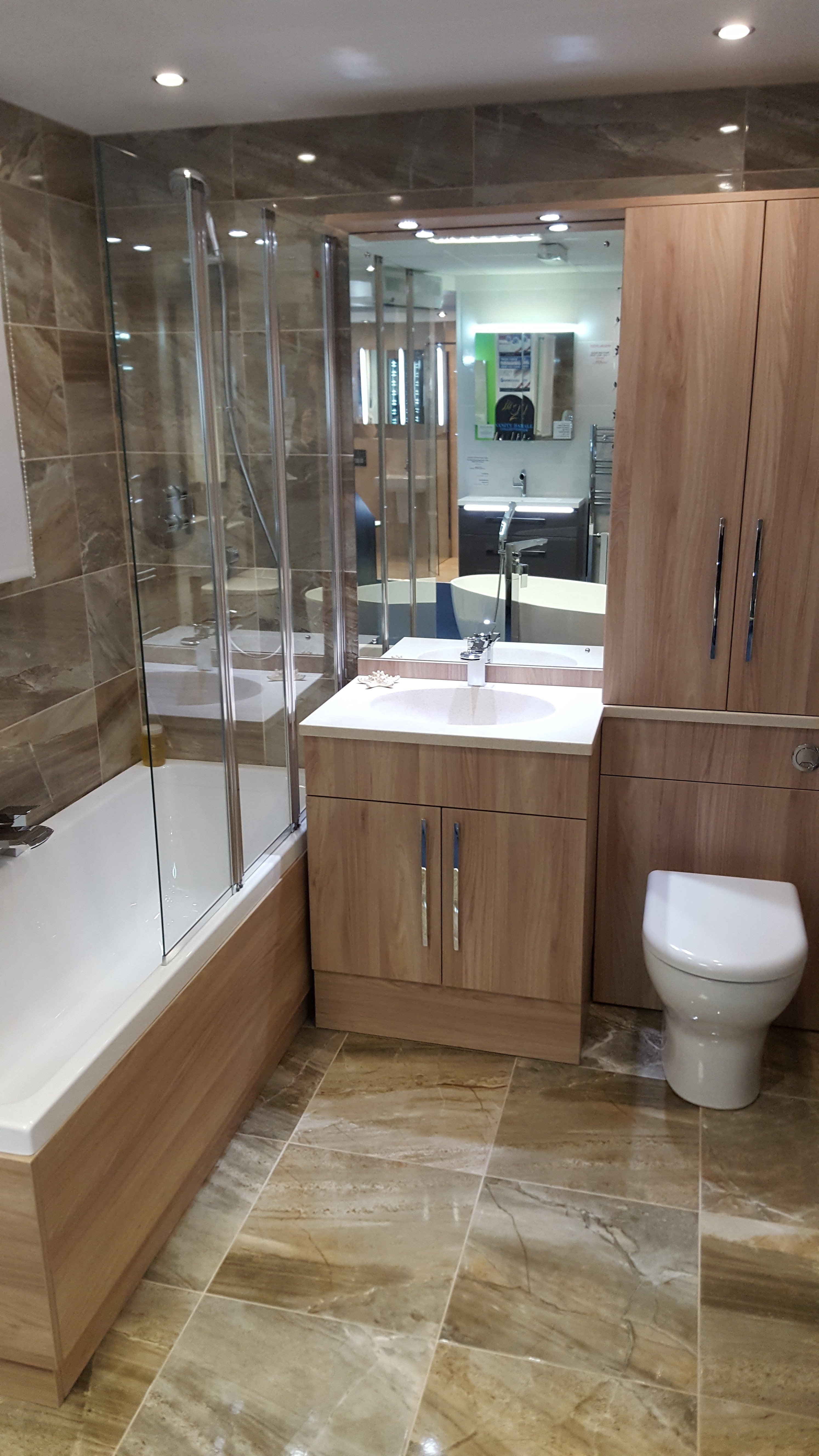 Our Bathroom And Bathroom Accessory Showroom In