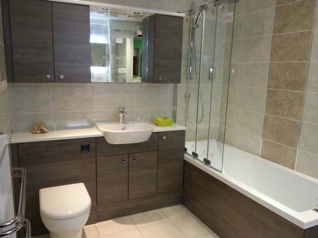 Showroom Of Bathroom Suites And Accessories In Brierley Hill