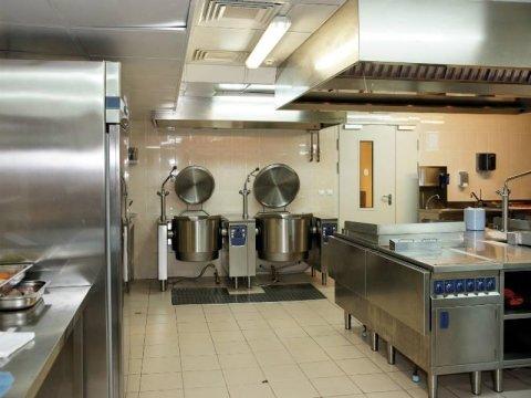 cucine professionali per ristorazione
