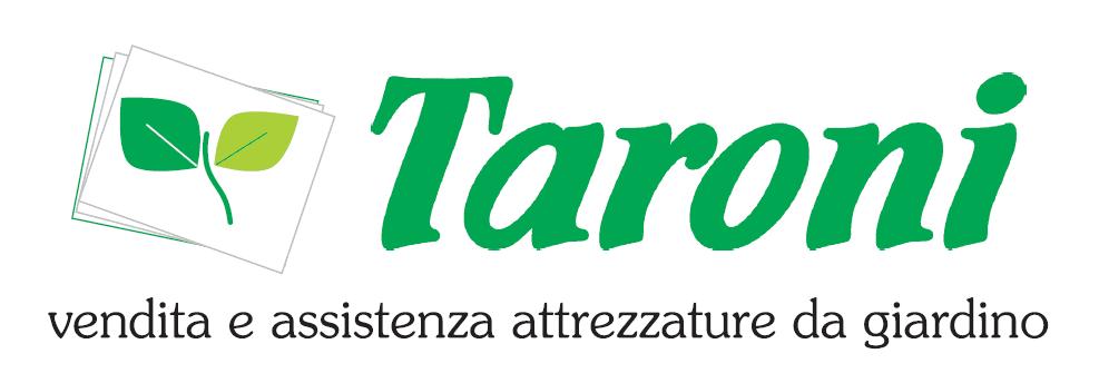 TARONI ATTREZZATURE PER AREE VERDI - LOGO