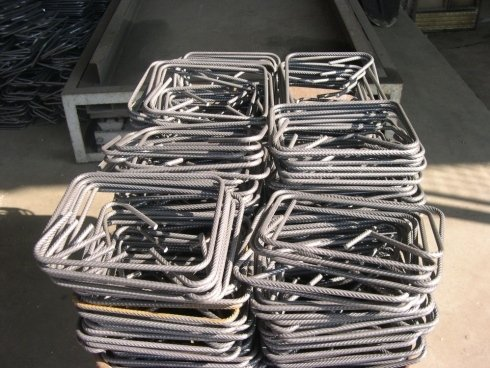 ferro lavorato per staffe e ferro sagomato