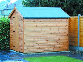 Sheds - Surrey - All Pavers - Car service