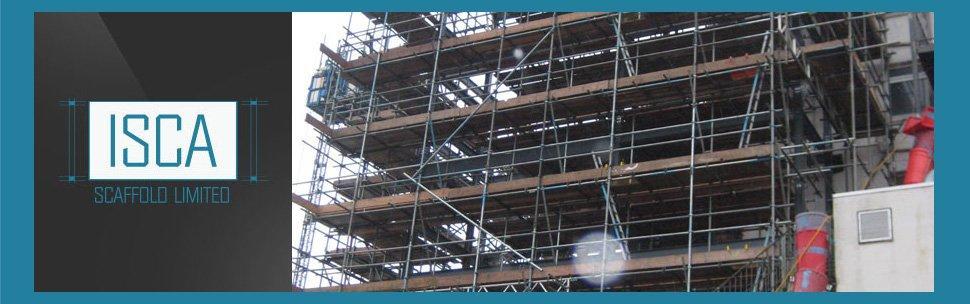 commercial scaffolding - Crediton, Paignton, Devon - ISCA Scaffold Ltd - scaffolding 5