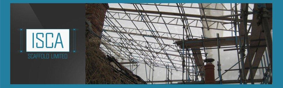domestic scaffolding - Crediton, Paignton, Devon - ISCA Scaffold Ltd - scaffolding 6