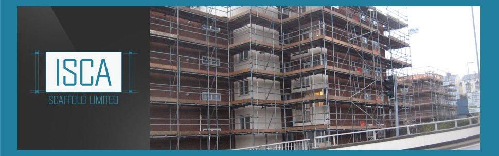 scaffolding - Crediton, Paignton, Devon - ISCA Scaffold Ltd - scaffolding 1
