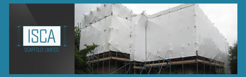 scaffolding - Crediton, Paignton, Devon - ISCA Scaffold Ltd - scaffolding 7