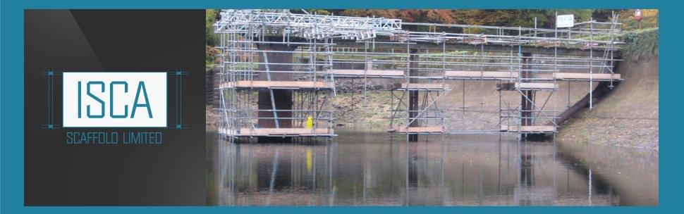 scaffolding hire - Crediton, Paignton, Devon - ISCA Scaffold Ltd - scaffolding 3