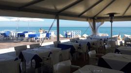 ristorante terrazza mare