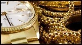orologio bracciale oro