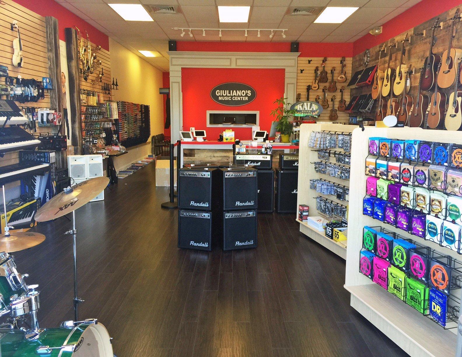 Instrument Rentals Stamford, CT