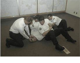 arrest and restraint