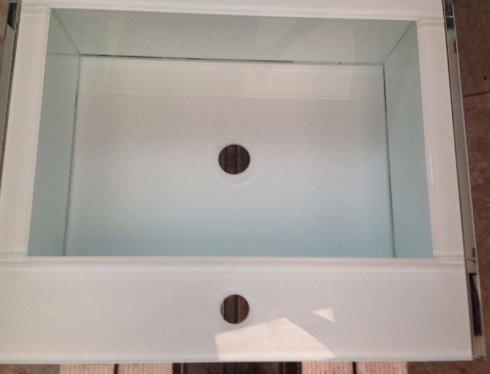 Bathroom furniture - Como - MI.RO. GLASS