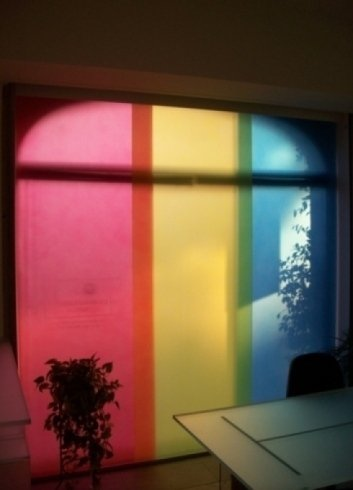 Glass furniture - Como - MI.RO. GLASS - Processes