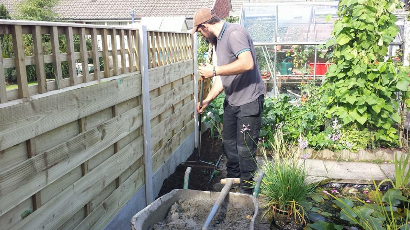 tree garden and fencing specialists