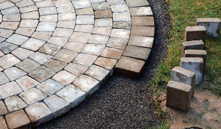 paving installation