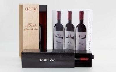 produzione scatole per bottiglie