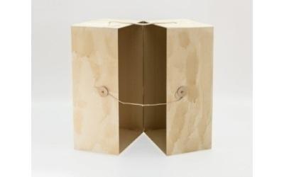 scatola doppia apertura