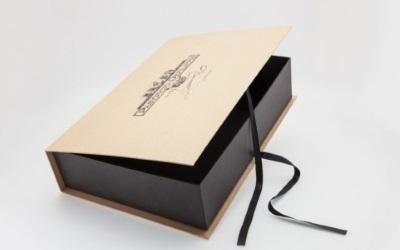 scatole settore moda