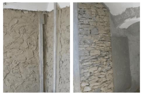 Costruzione di pareti interne