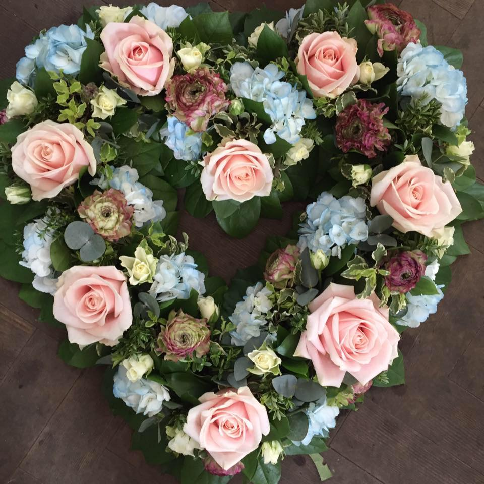 The Village Florist Bespoke Flowers Funeral Tributes Corporate