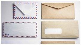 vendita buste per lettere