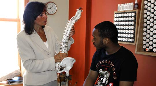 Chiropractic Adjustments Brooklyn NY - Dr. Donna Sergi Chiropractor