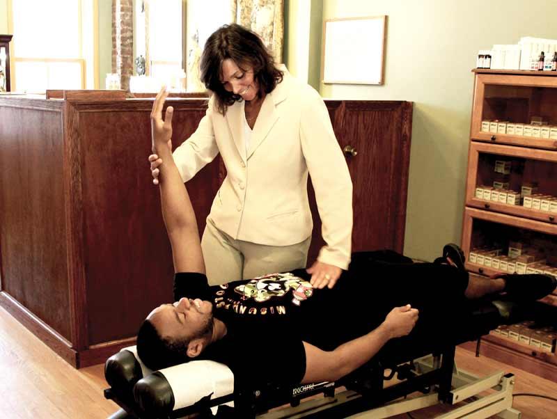 HealthierU NY - Brooklyn Chiropractor Dr. Donna Sergi