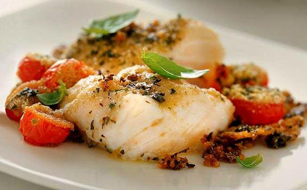 piatto di pesce marinato al ristorante pizzeria Il Nuovo Cacciatore a Santo Stefano Di Rogliano (CS)