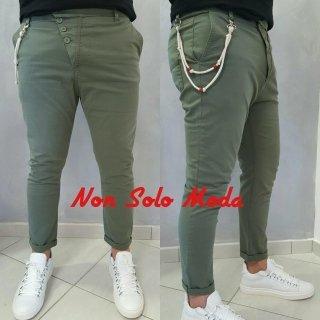 pantalone verde