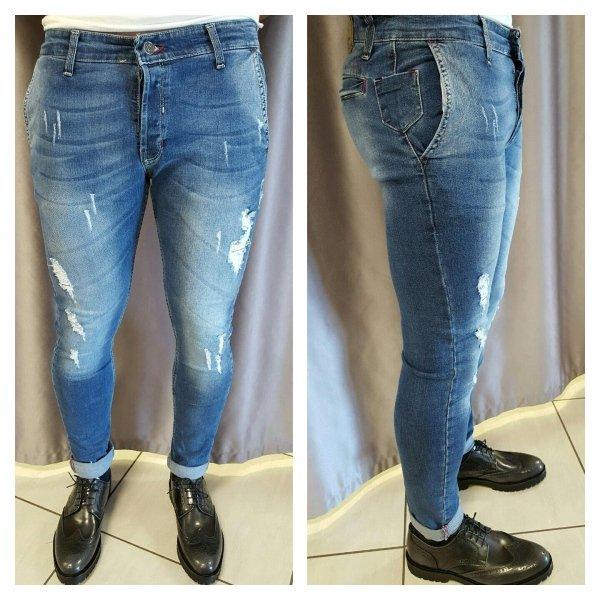 Jeans Skinny elasticizzato Articolo Cristian
