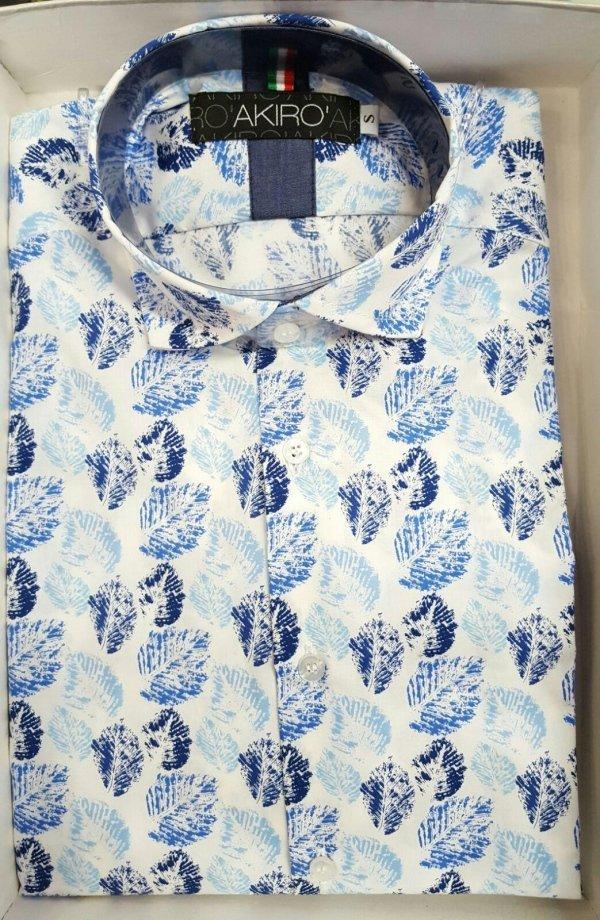 Camicia Cotone uomo