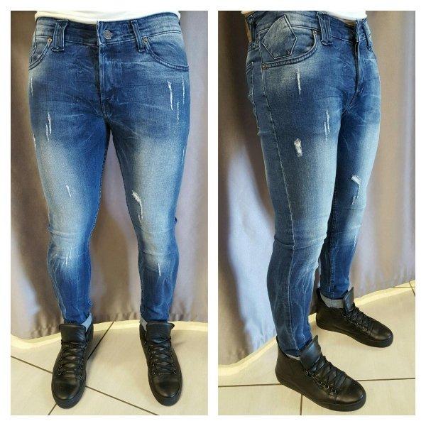 Jeans Skinny elasticizzato articolo elvis