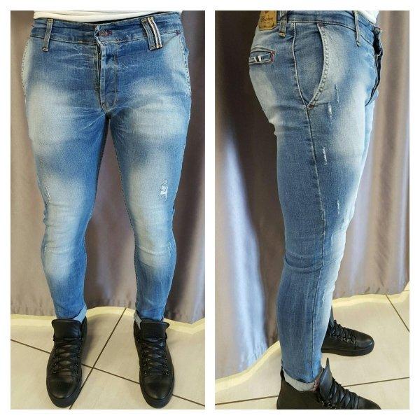 Jeans Skinny elasticizzato Articolo Derek