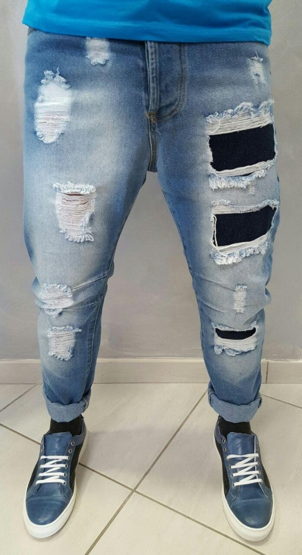 Jeans semiturco