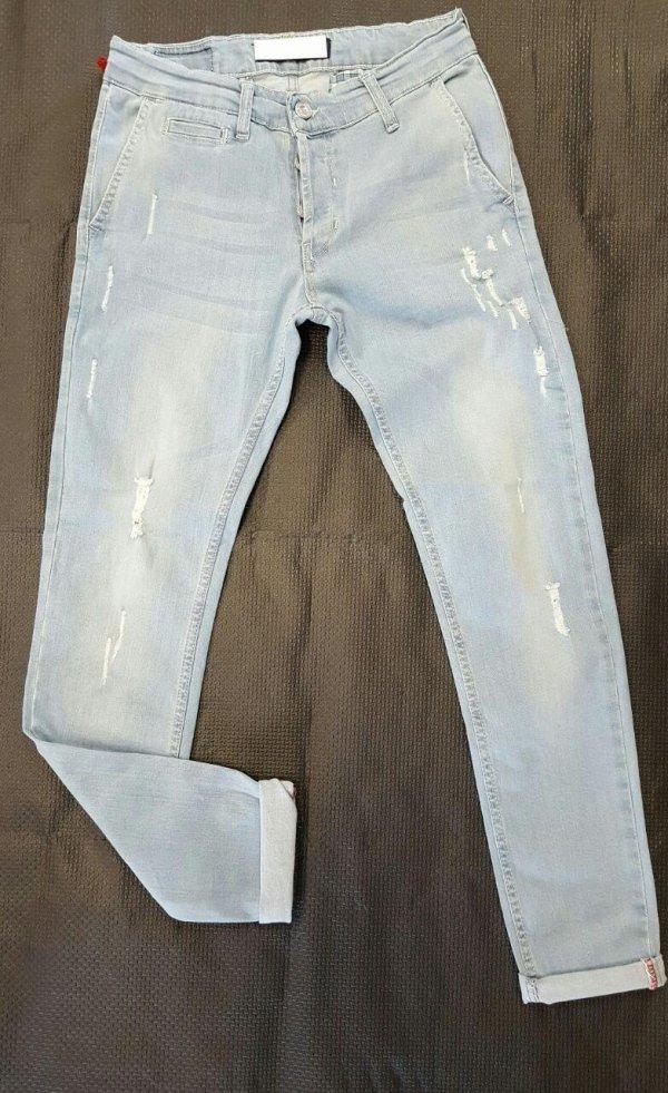 Jeans Skinny elasticizzato