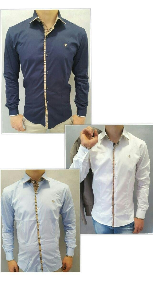 Camicie sartoriali slim taglie dalla S alla 3XL