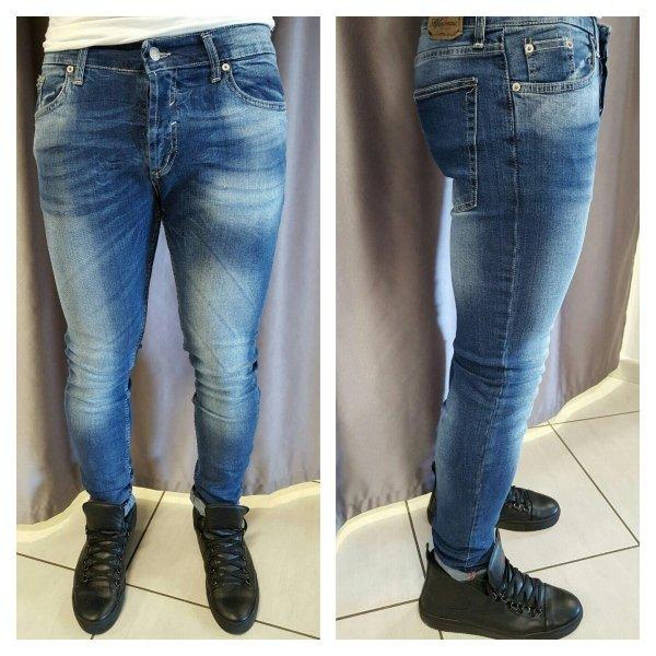 Jeans Skinny elasticizzato articolo willy