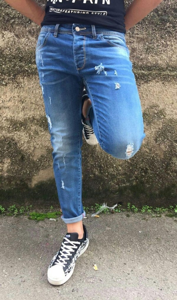 jeans fallimento