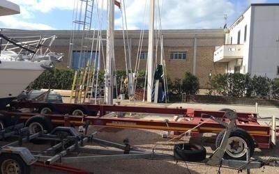 servizi gru barche