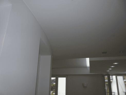 controsoffitti con giochi di luce