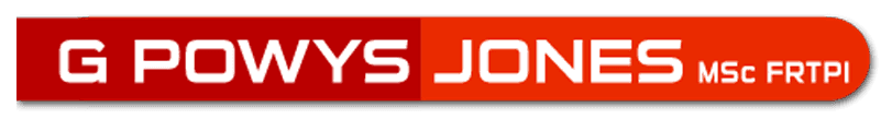 G POWYS JONES logo