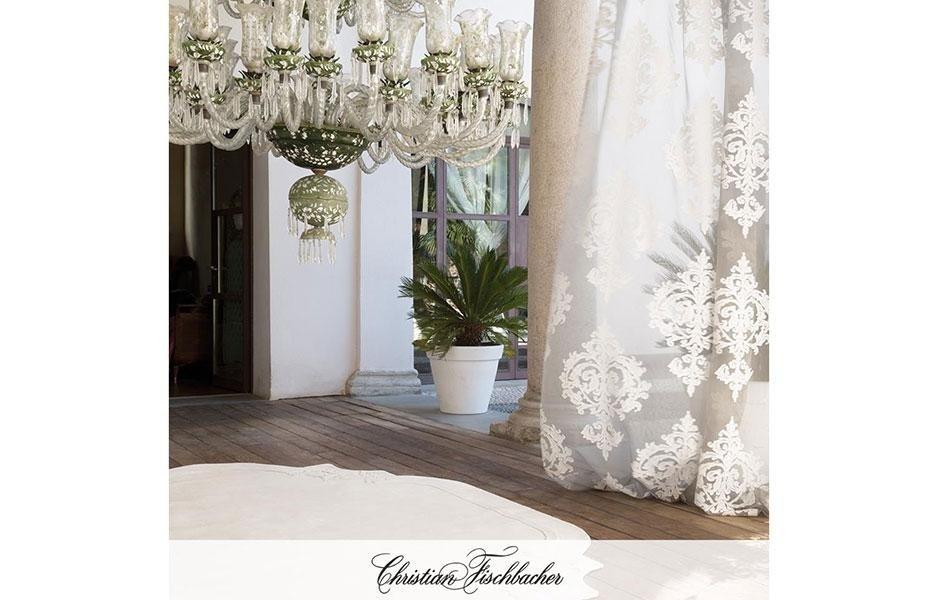 Tende drappeggiate - Palermo - Casa del Tappeto