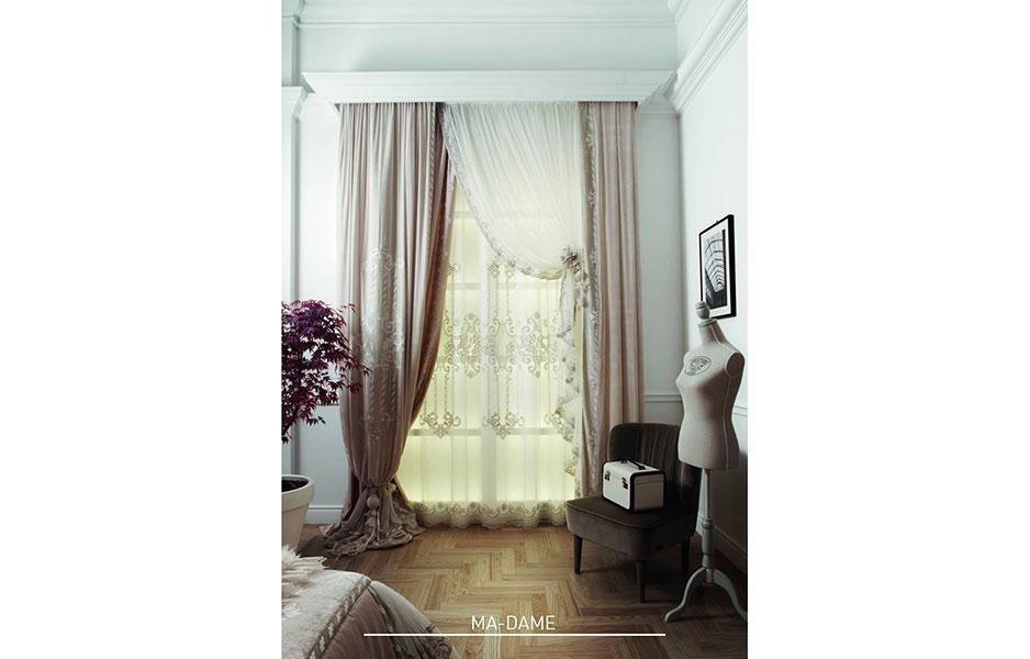 tenda beige classica