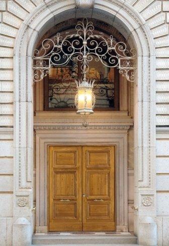 porte stile antico