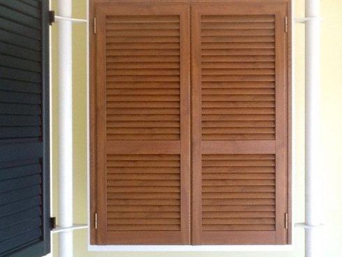 fineste in legno