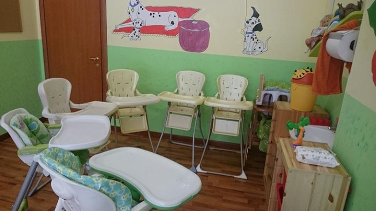La sala mensa