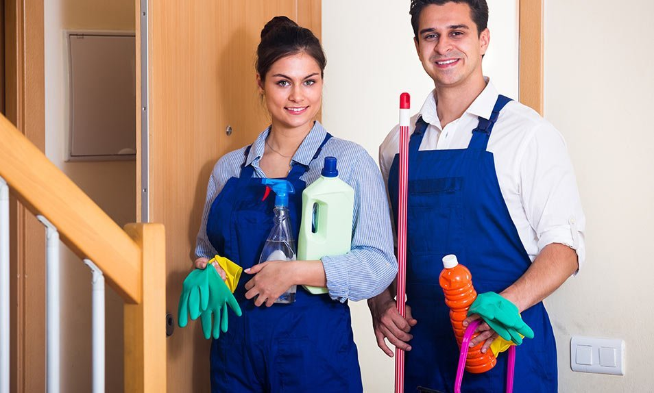 End of lease cleaning crew in Melbourne