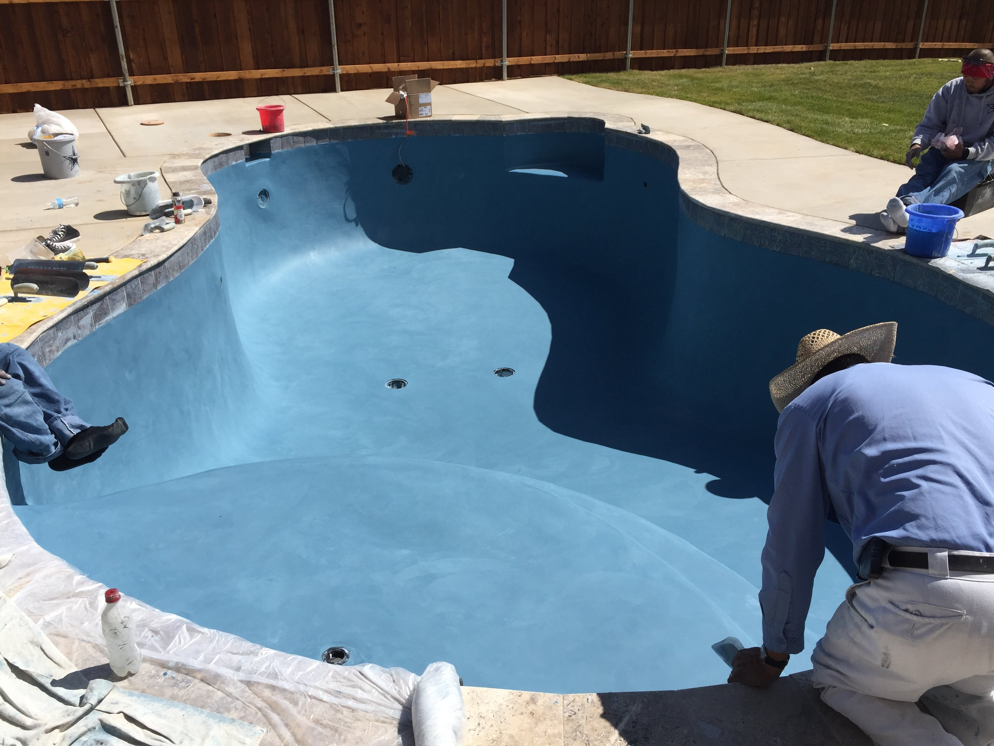 Residential Pool Contractor in Lubbock, TX - Out-Back Pool & Spa