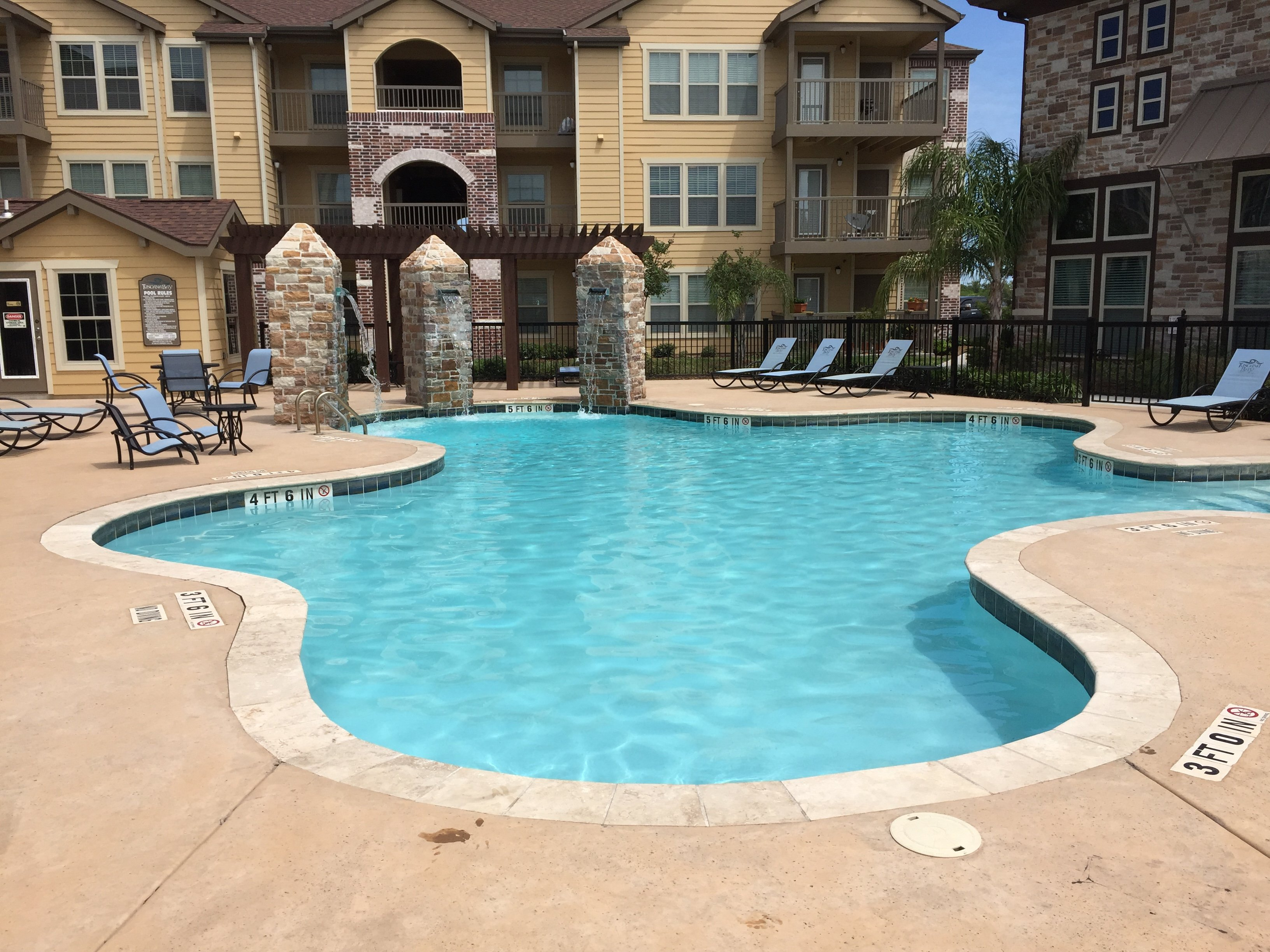 Commercial Pool Contractor Canyon, TX